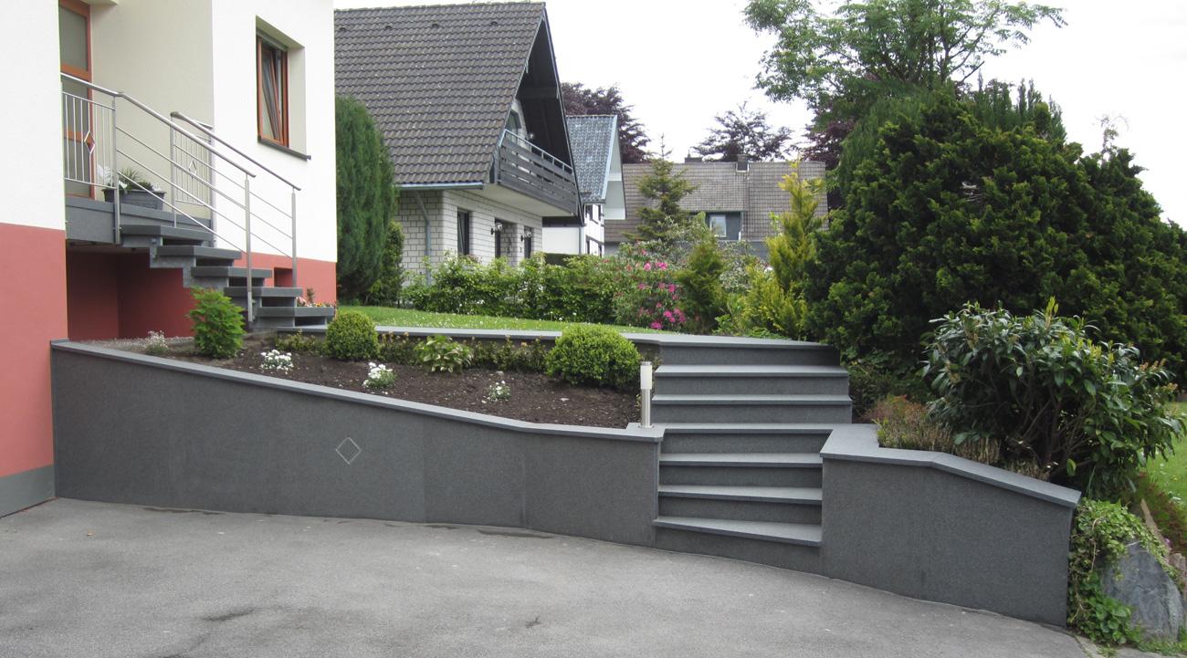 Terrassen & Treppen   Steinmetz Goffart GmbH